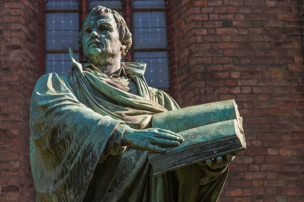Martin Luther, Revisited