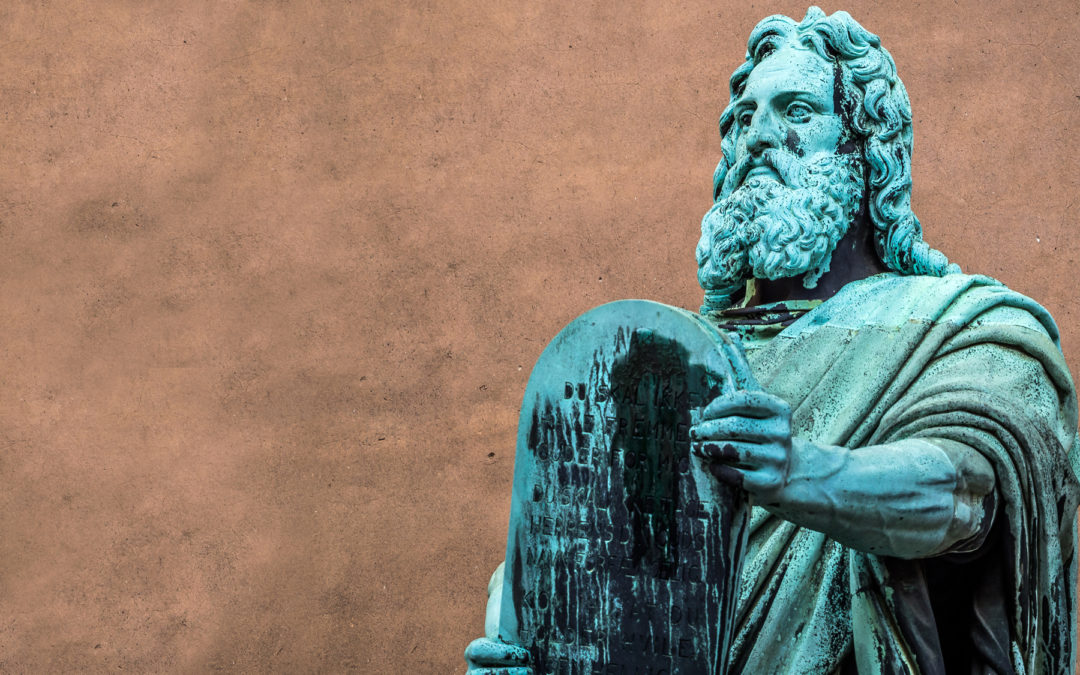 Why was Moses Chosen?