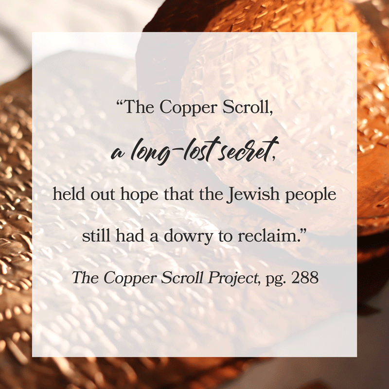 The Copper Scroll Project Book