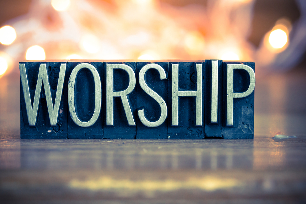 Communal worship, individual worship, and family worship